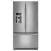 36-Inch Wide 4-Door French Door Refrigerator - 27 cu. ft.