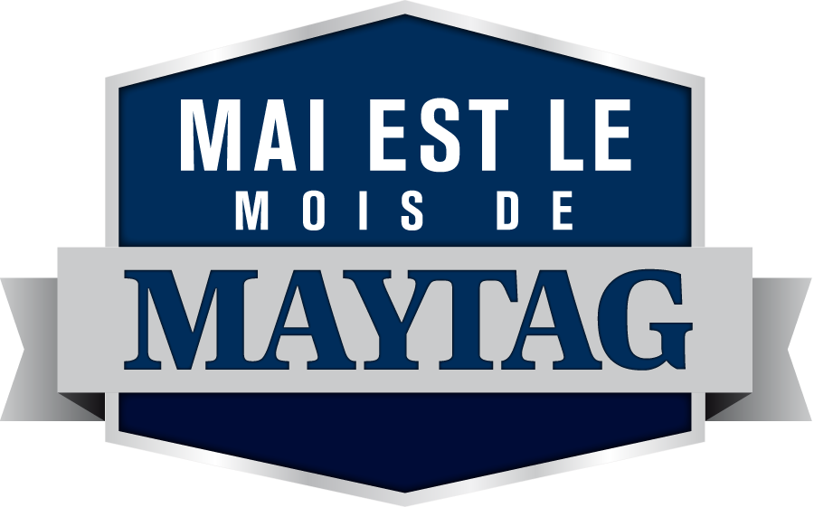 May is Maytag Logo