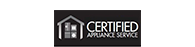 Certified Appliance Service