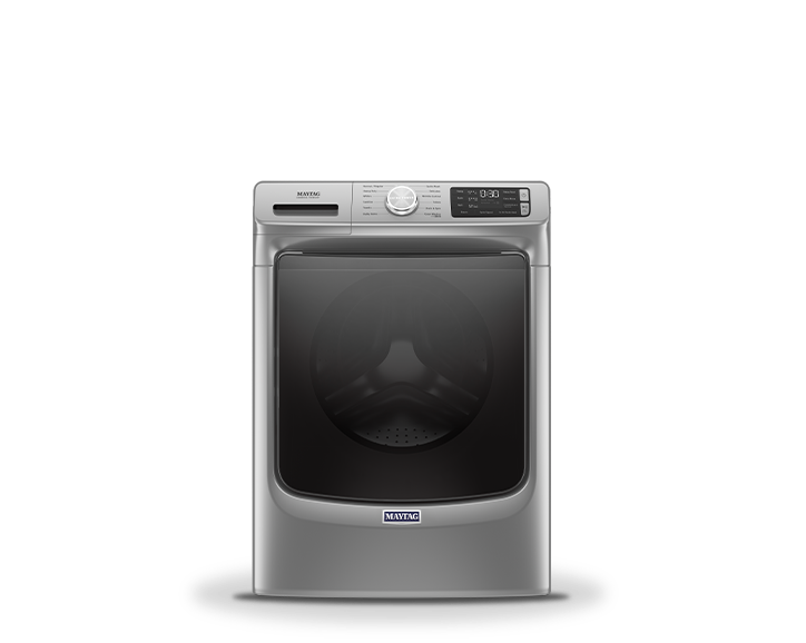 Maytag® front load washer.