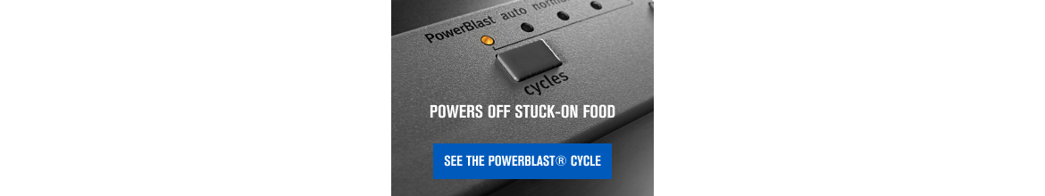 Learn about the Powerblast Cycle