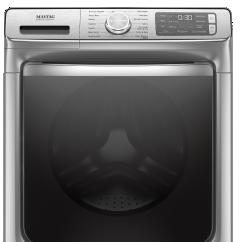 A Maytag® washer.