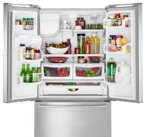Réfrigérateur à portes françaises Maytag