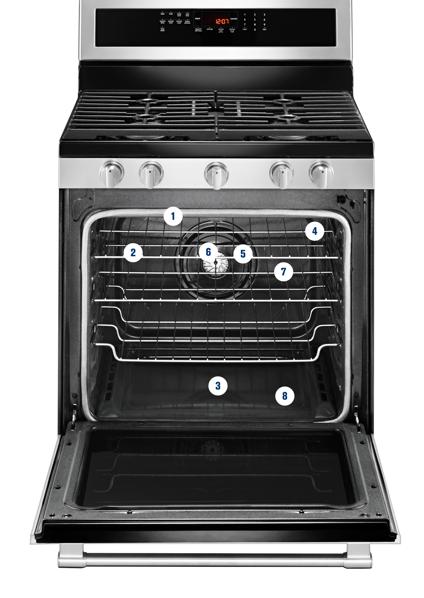 Guide to Oven Parts and Replacements | Maytag