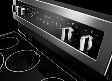 Gas versus electric stove comparison