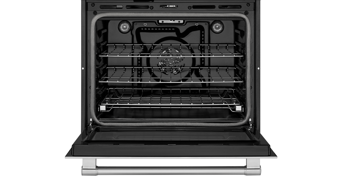 keep your oven clean with self cleaning settings and hand cleaning
