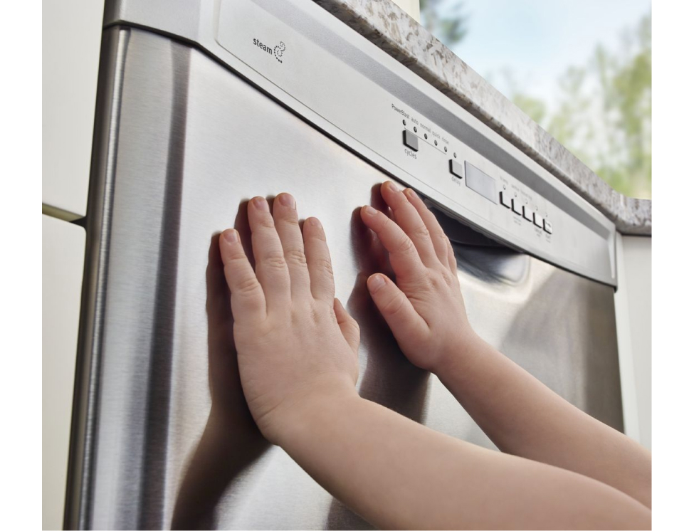 Quiet on the inside, smudgeproof on the outside, find the replacement for the Maytag Quiet series.