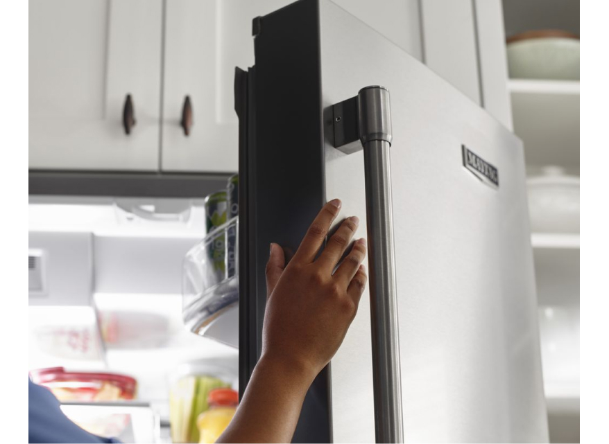 What does counter depth mean when choosing a refrigerator.