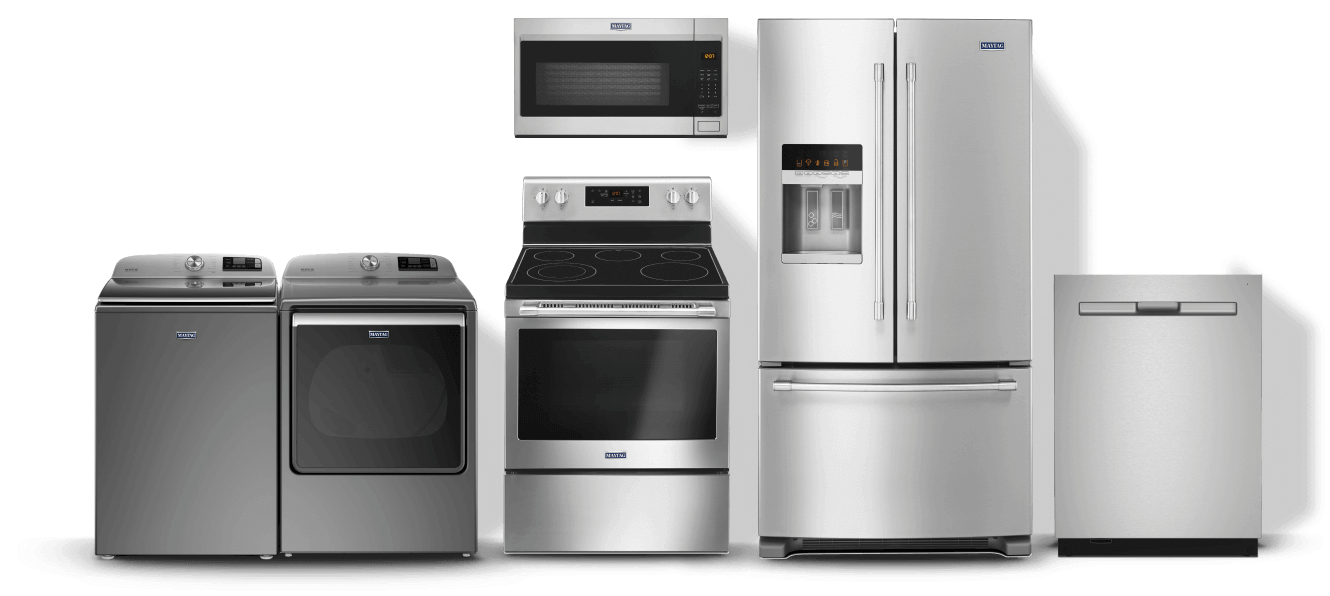 Maytag® appliances for the whole home