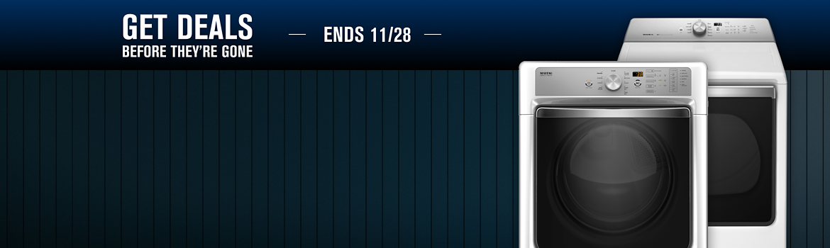 Shop all dryers from Maytag.