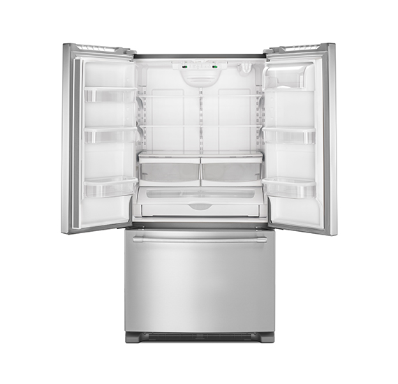 36  Inch Wide Counter Depth French Door Refrigerator   20 Cu. Ft ...