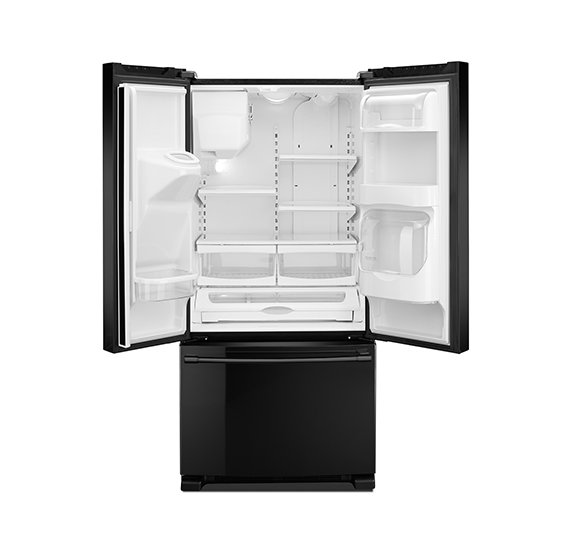 33 Inch Wide French Door Refrigerator With Beverage Chiller