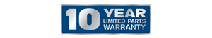 Learn about the Maytag 10-Year Limited Parts Warranty.