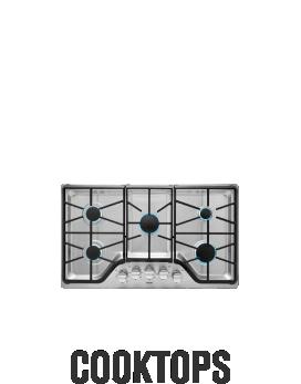 Maytag® Cooktop.