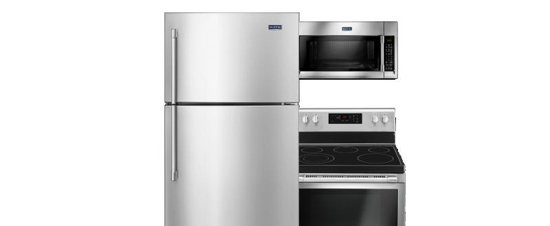 Shop Maytag® Kitchen Appliances.