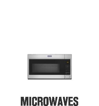 Maytag® Microwave.