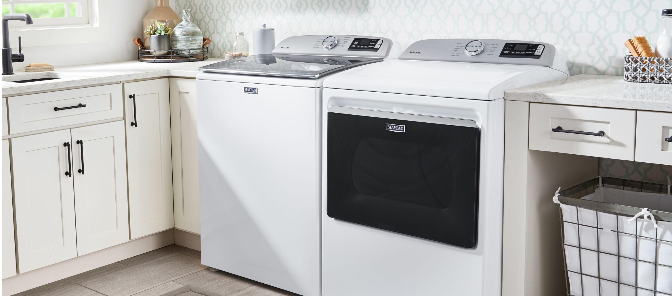 Maytag® Dryer.