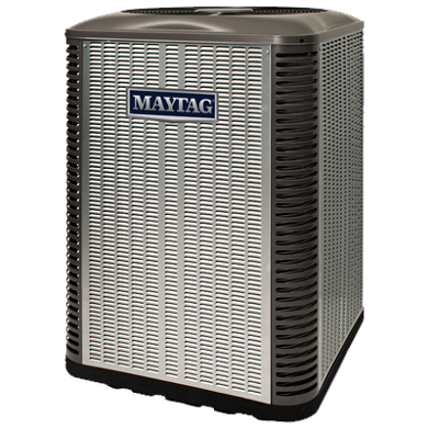 Stay comfortable with Maytag® air conditioners.