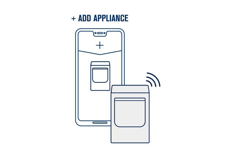 Step 2. Select Add Appliance.