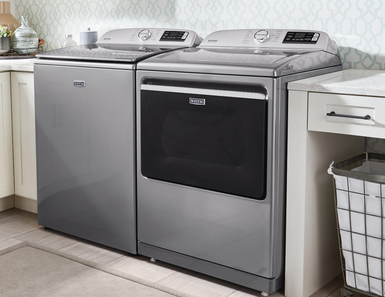 Visit the Maytag Info Hub for more information.