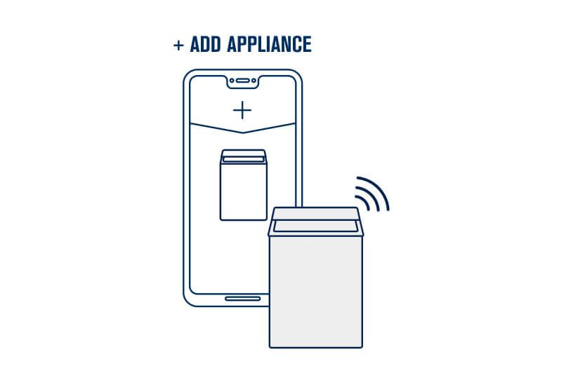 Step 4. Open the Maytag™ App.