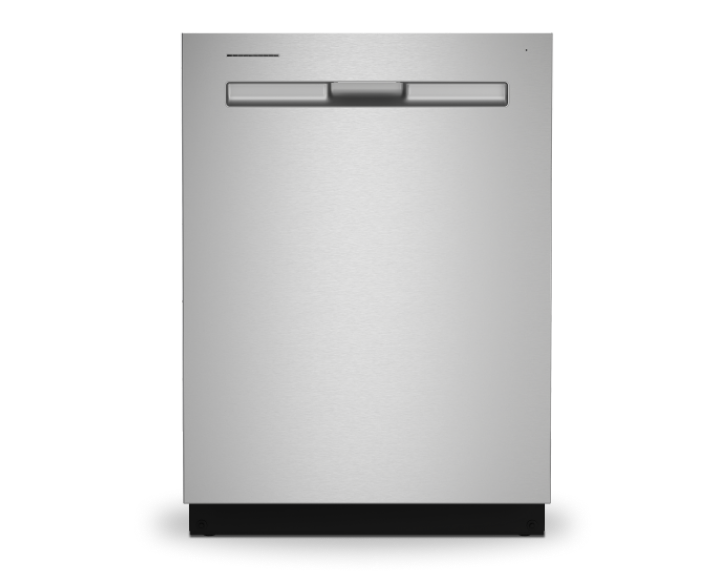 Maytag® top control dishwasher.