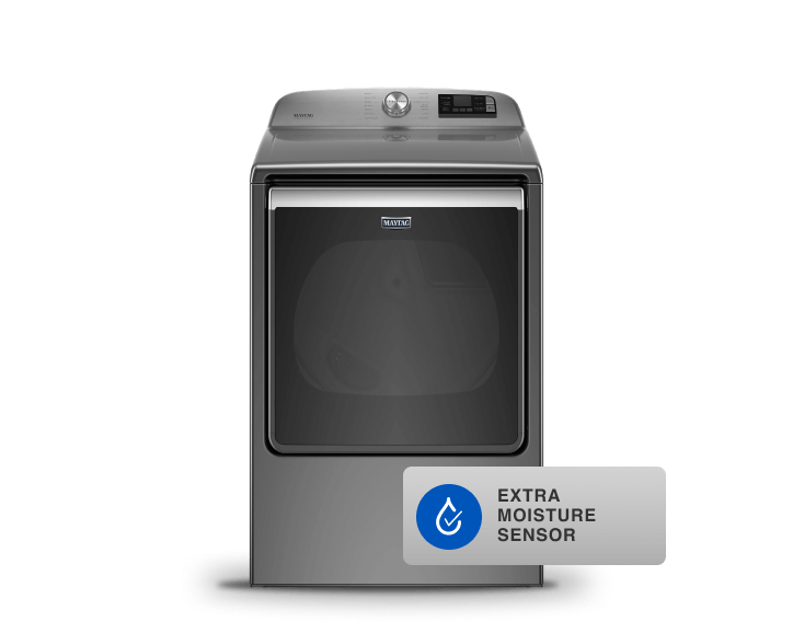 Maytag® top load dryer.