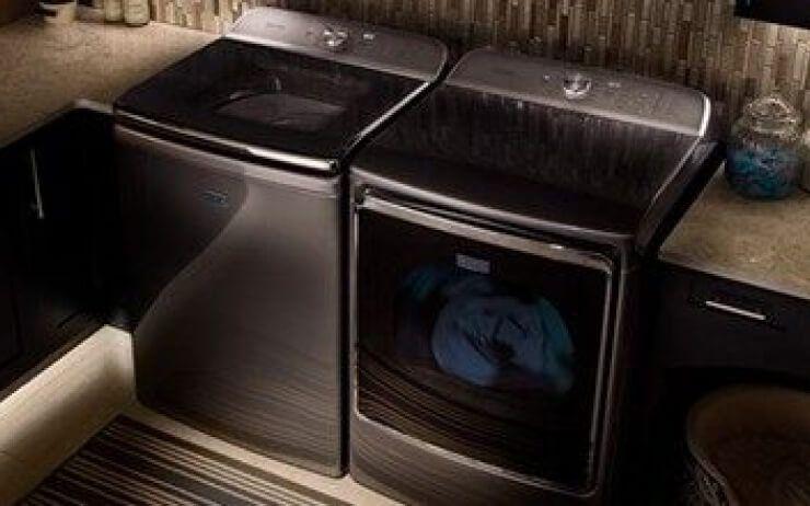 Laundry pair.