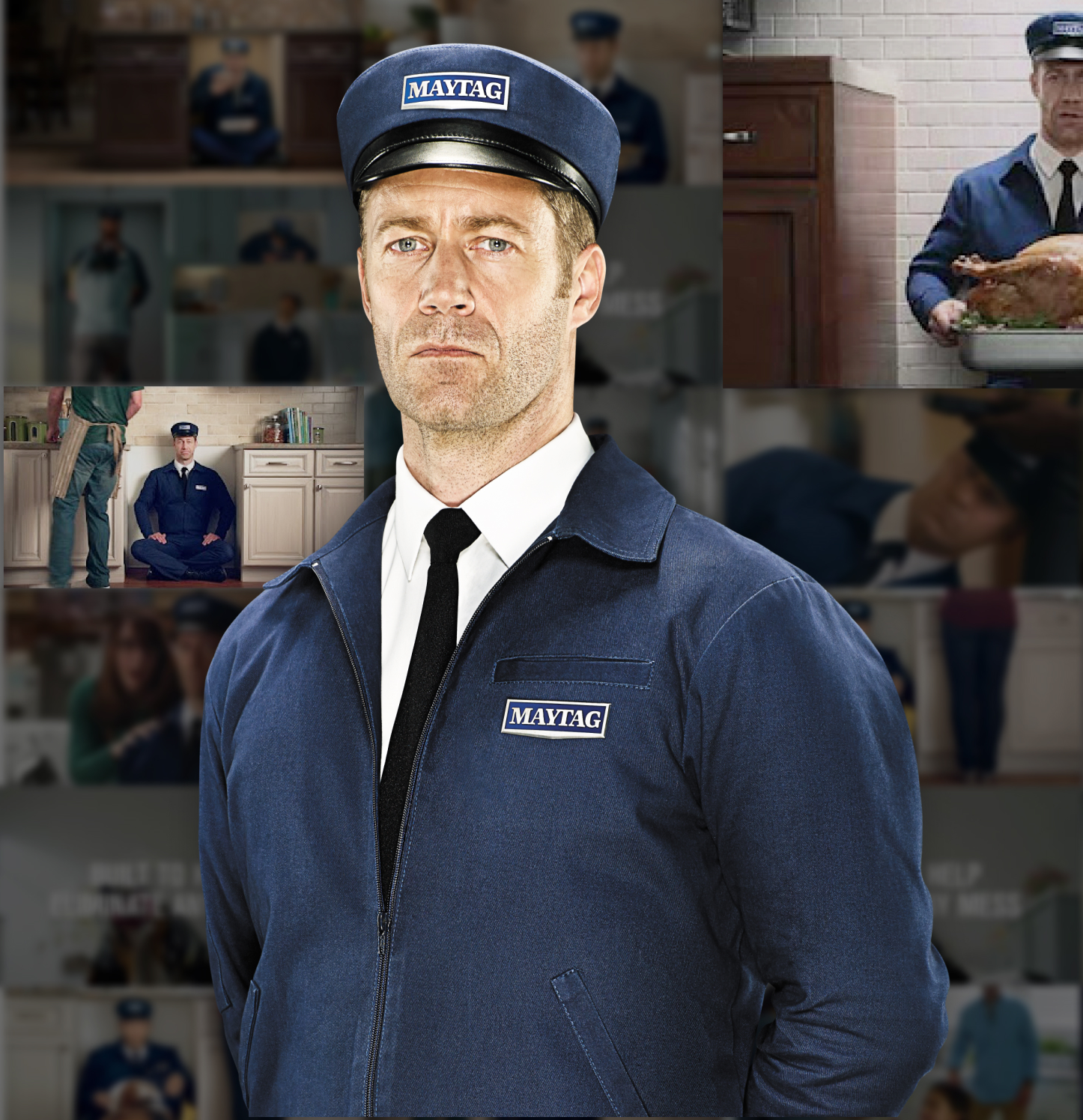 When you trust Maytag, you trust a company backed by American dependability.