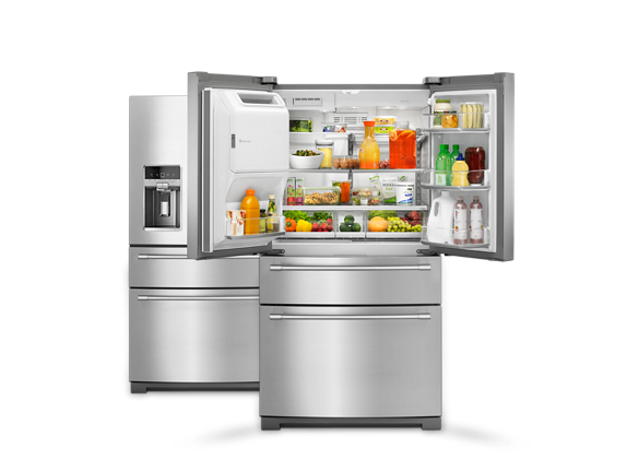 Find the right Maytag® appliance parts and accessories for your refrigerator.