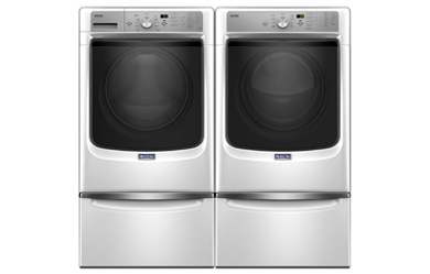laundry pedistals