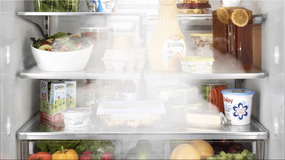 Learn more about the PowerCold® feature's food storage temperature control.