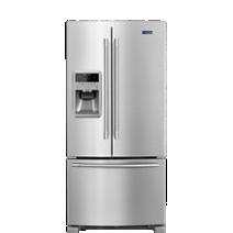 33-Inch Wide French Door Refrigerator – 22 cu. ft.