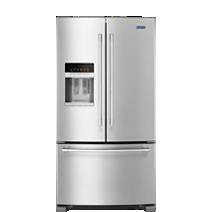 36-Inch Wide French Door Refrigerator – 25 cu. ft.