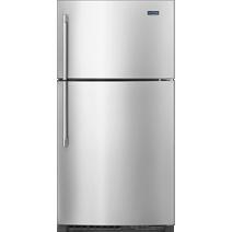 33-Inch Wide Top Freezer Refrigerator – 21 cu. ft.