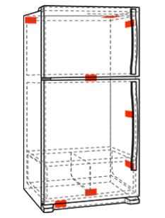 Top-freezer Refrigerator