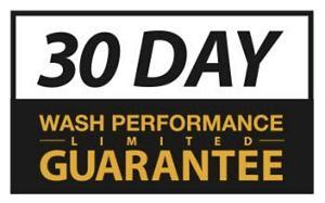 30 day wash performance limited guarantee