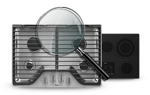 Cooktop Appliance Finder