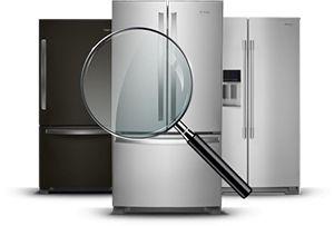 Outil de recherche de réfrigérateur