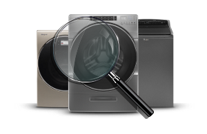 Washer Appliance Finder