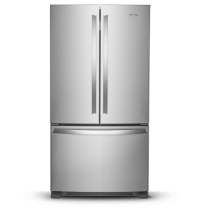 Refrigerators from Whirlpool.