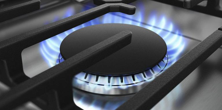 Whirlpool Gas Cooktops burner