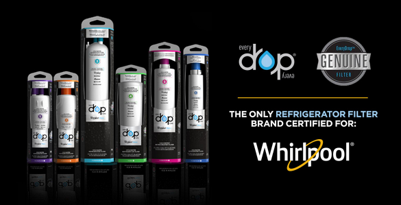 EveryDrop product lineup Canada.