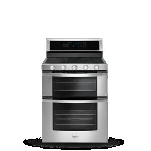 double oven freestanding