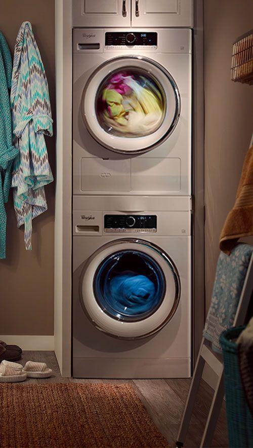 Appareils de lessive Whirlpool pour les petits espaces