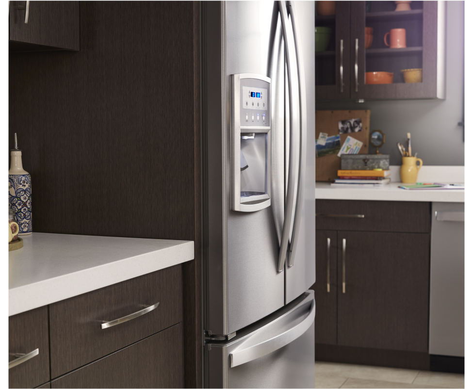 What Is A Counter Depth Refrigerator Whirlpool