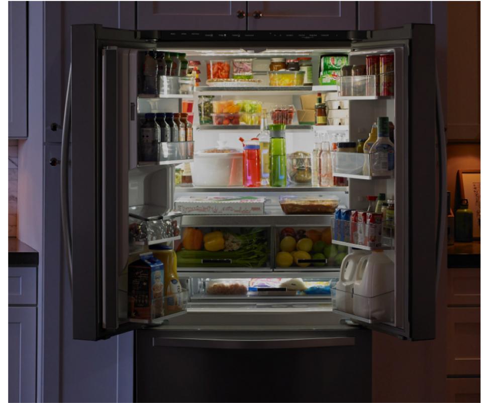 The benefits of a counter-depth fridge