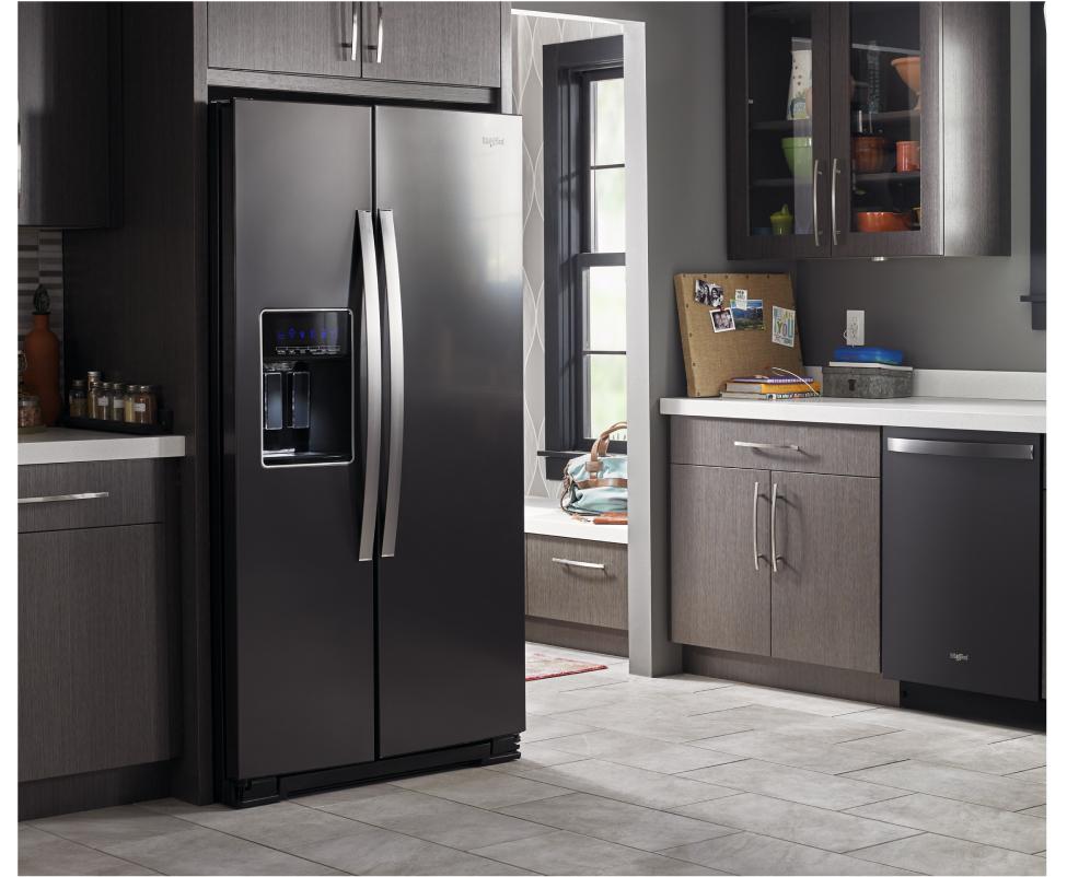 Consider a Whirlpool® counter-depth refrigerator
