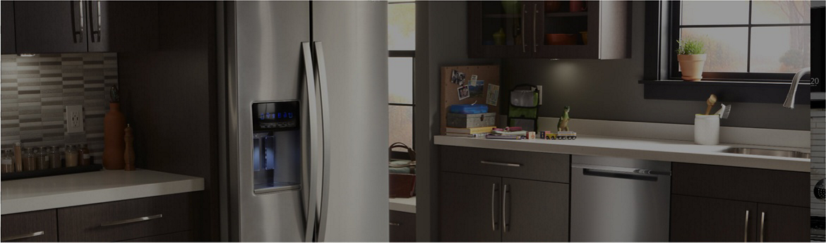 What is counter-depth? Learn more about Whirlpool® refrigerator styles.