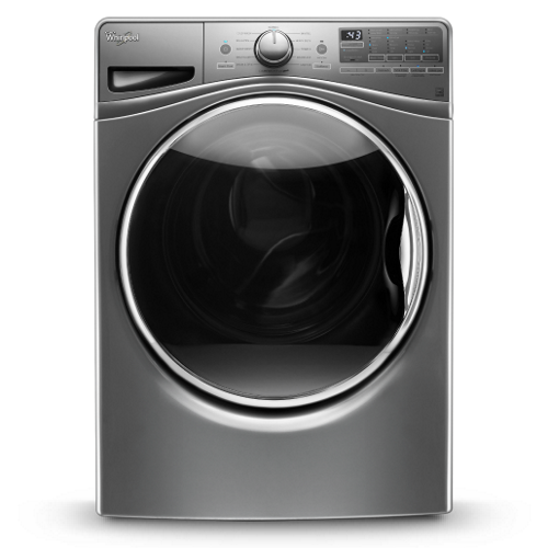 Find your top-load or front-load washer with Whirlpool.